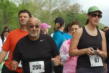 The Mental Health Association of Westchester will conduct a 5k race Sunday at FDR State Park in Yorktown Heights.