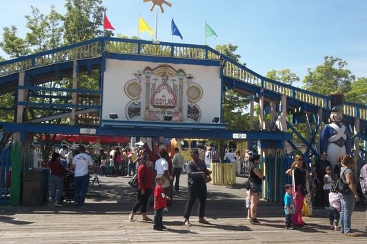 Rye Playland will celebrate the opening day of the amusement park on May 11 with a parade and day-long entertainment.