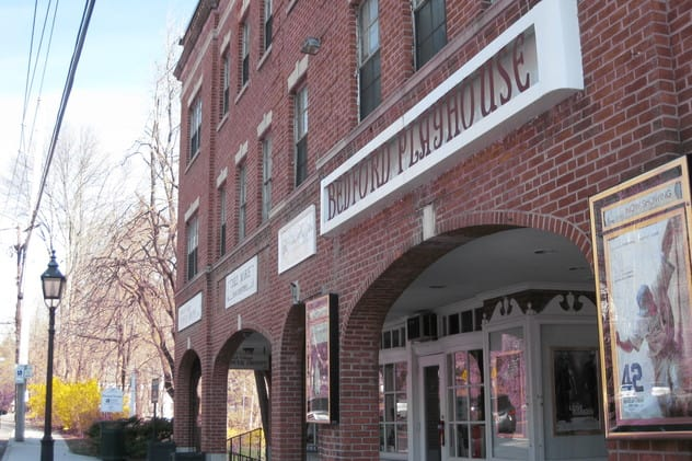Bow Tie Cinemas bought most Clearview Cinema theaters, including the Bedford Playhouse.