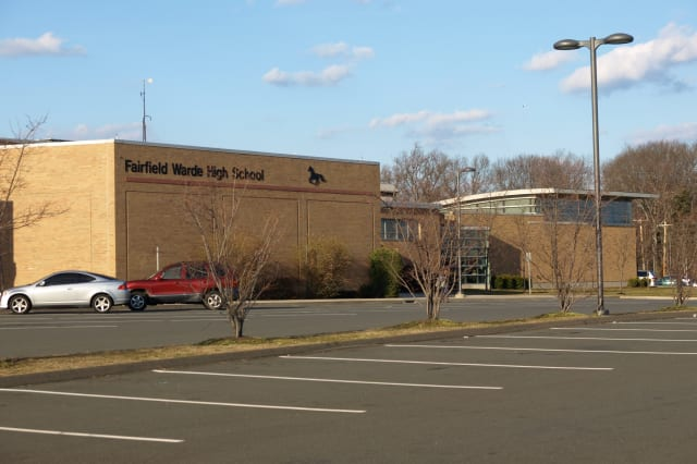 "Fairifeld Warde High School ranked 12th in Connecticut on the Washington Post's list of ""Most Challenging"" high schools."