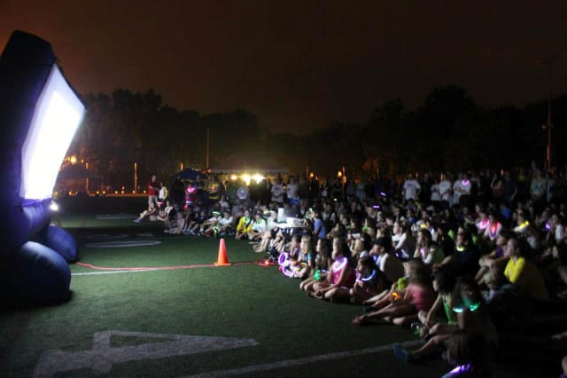 Lewisboro's first Relay For Life drew hundreds of people.