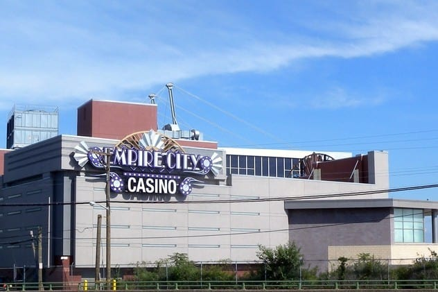 Empire City Casino attracted more than 8 million visitors in 2012, generating nearly half a billion in economic revenue, a new report has found.