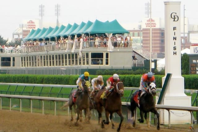 The 139th running of the Kentucky Derby will occur Saturday at Churchill Downs.