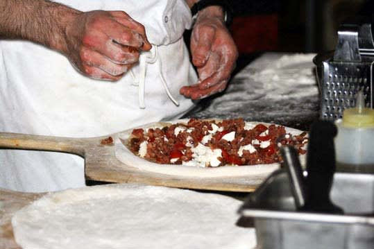 Who makes the best pizza in the Pound Ridge/Bedford/Mt. Kisco area?