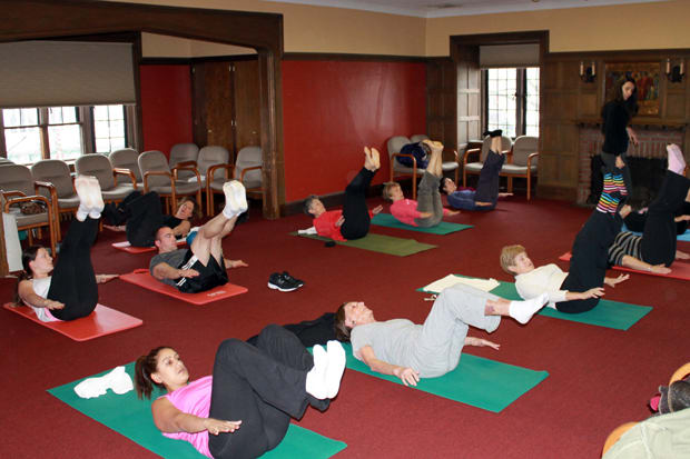 The Westport Weston Family Y will offer a variety of activities and classes next Saturday during its first-ever Holistic Health Day.