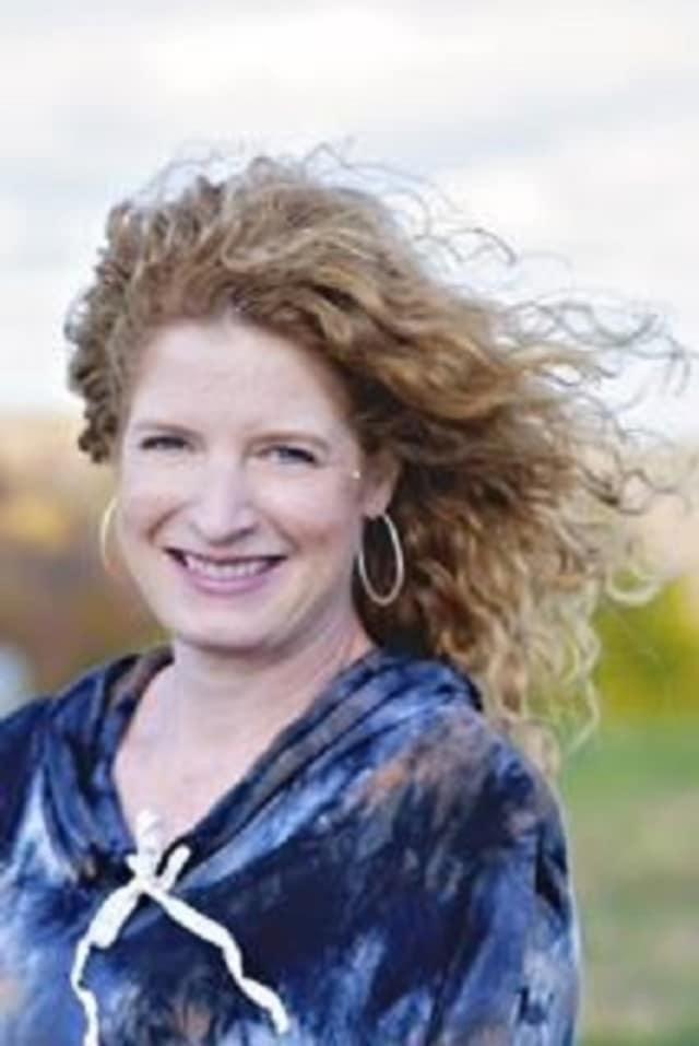 Rebecca Heiden will lead a yoga for scoliosis class Oct. 25.