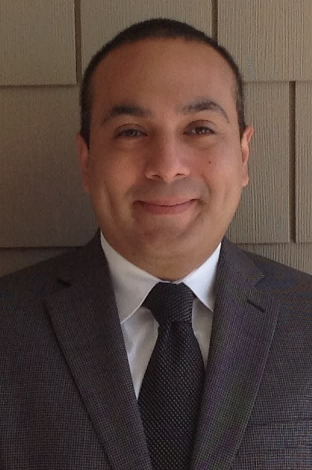 Roberto Trigosso will begin his new job as principal at Valhalla Middle School on June 24.