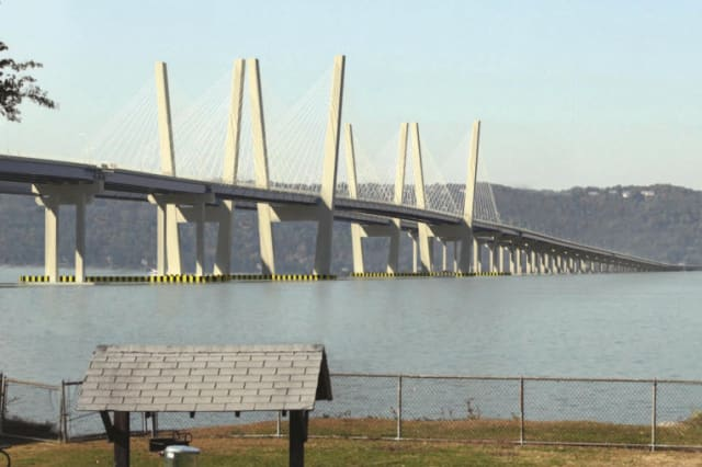 Test boring operations in the Hudson River for the new Tappan Zee Bridge have been completed, Tappan Zee Constructors and the New York State Thruway Authority announced Friday.