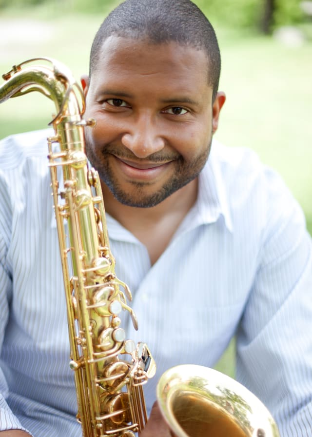 Western Connecticut State University faculty member Jimmy Greene is one of three recipients of the 2013 Governor's Arts Award.