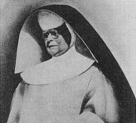 Mother Mary Alphonsa, also known as Rose Hawthorne Lathrop, founded the Dominican Sisters of Hawthorne.