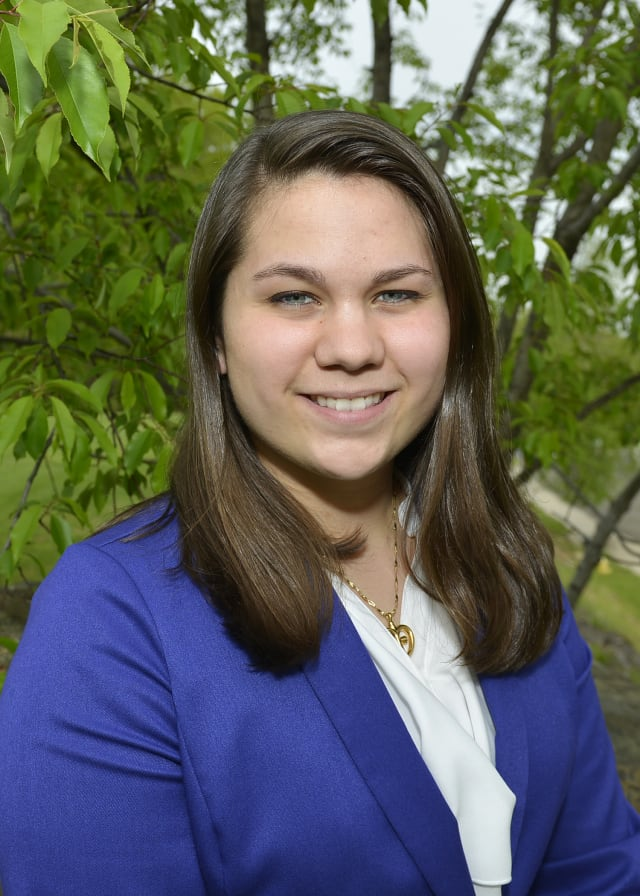 Only days before Katie Marsan graduated Western Connecticut State University, did she learn she had become Western's fourth Scholar in five years.