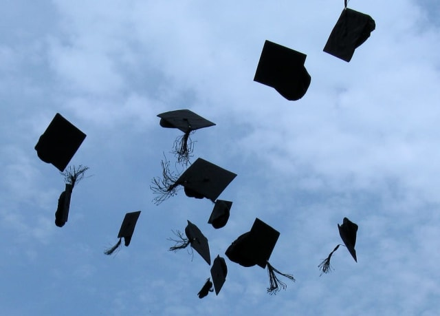 Eastchester and Bronxville students will graduate on Friday.