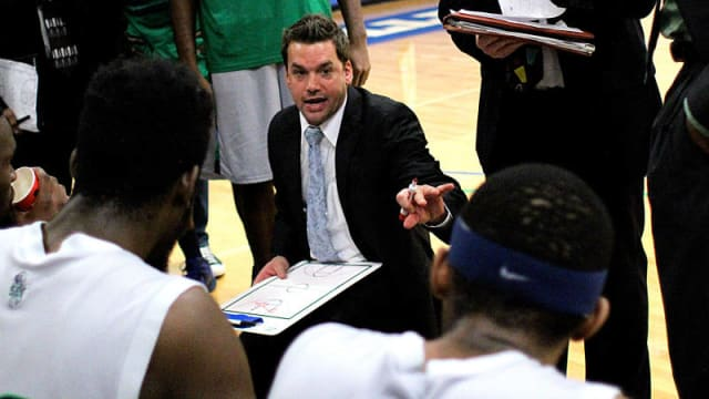 Brock Erickson is the new assistant coach of the Iona Gaels Basketball team.