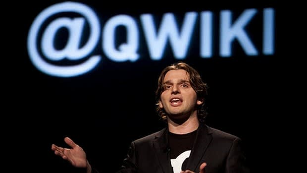 Westport native Doug Imbruce is CEO of Qwiki, which he sold to Yahoo for a reported $50 million.