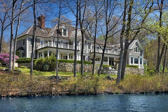 The home at 120 Clearview Lane, New Canaan recently sold for $5.2 million.