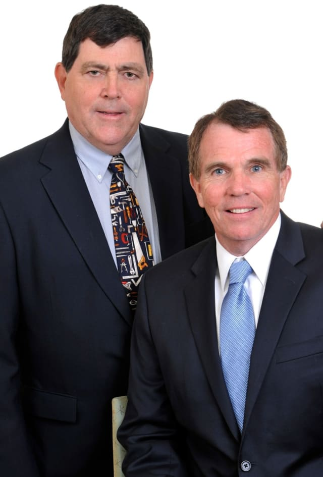 Christopher and Sean Murphy, of Mamaroneck-based Murphy Brothers Contracting, have been chosen to co-chair one of the Westchester Food Bank's largest fund-raisers.