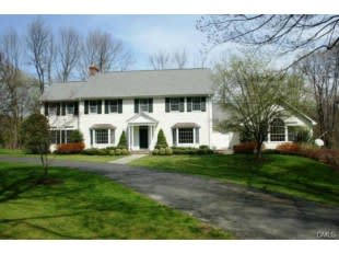 The home at 595 Smith Ridge Road in New Canaan recently sold for $2.05 million.