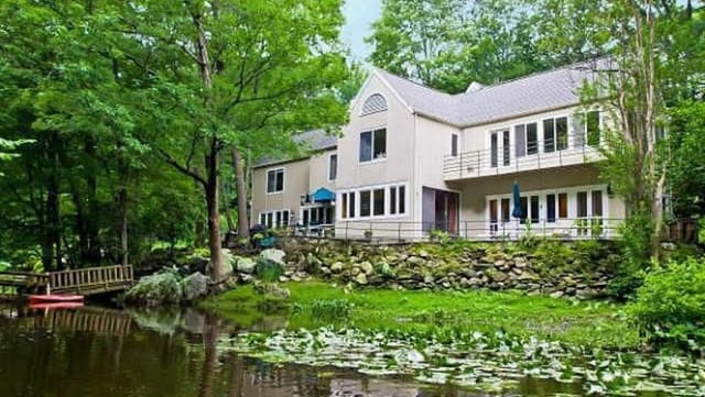 This home at 249 Newtown Turnpike in Wilton is being listed by Higgins Group for $899,000.