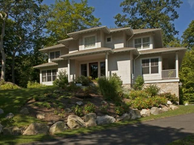 The home at 39 Partridge Road, Stamford was recently sold for $1.33 million.