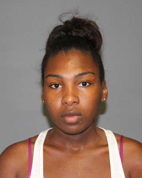Fairfield police charged Haniyyah Davis, 21, of Bridgeport with larceny by possession and larceny in the sixth degree in a shoplifting case.