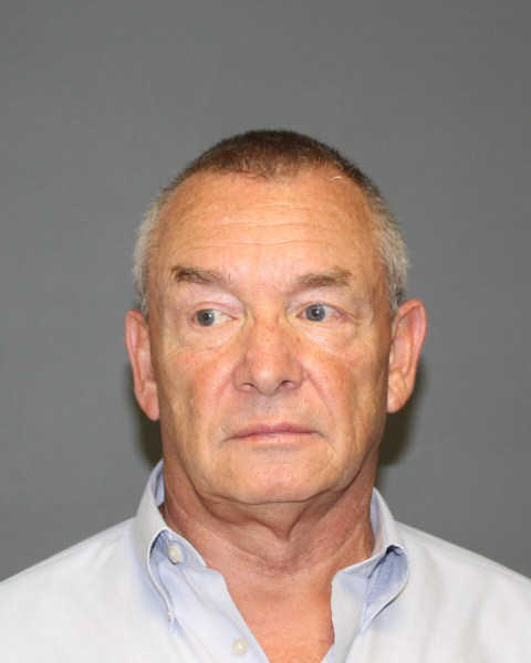 David Blosser, 68, of Norwalk, was charged by Fairfield Police with first-degree larceny in the theft of jewelry and cash from the store where he worked.