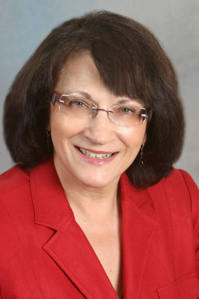 Faye DeSanto of Somers is active in several organizations in her community.