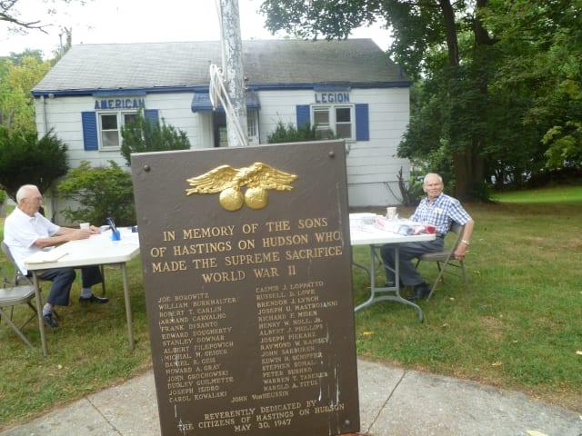 The American Legion Post 1195 in Hastings will host its semi-annual flea market Saturday.