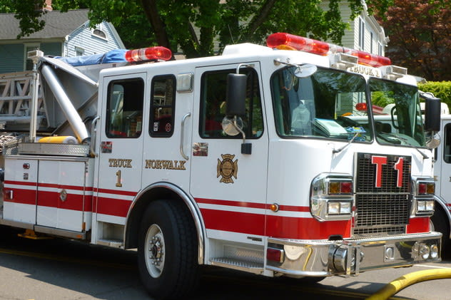 Get an up close look at Fire and Public Works department vehicles and operations in Norwalk on Saturday.