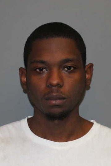 Denzel Weldon, 22, of Norwalk was charged with  theft of a firearm, carrying a gun without a permit and having weapons in a motor vehicle Wednesday.