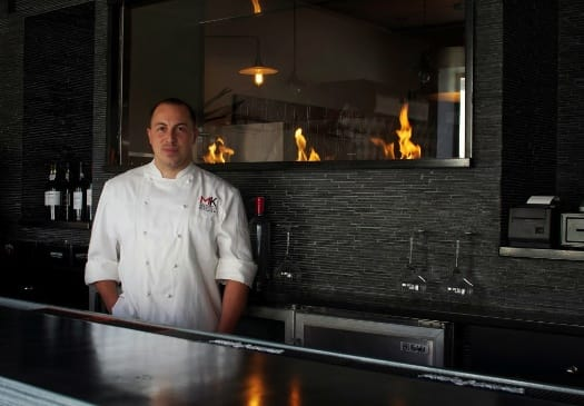 Nick Di Bona of Yorktown has opened a new restaurant in Larchmont.