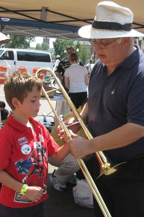 Kids can get a hands-on experience with wind instruments with the Norwalk Symphony Orchestra on Oct. 12.