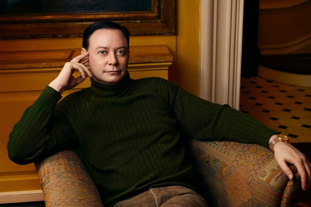 Bedford author Andrew Solomon will be honored by the Mental Health Association of Westchester on Oct. 17.