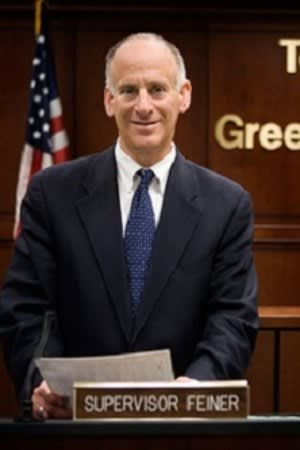 Paul Feiner is running unopposed for his 12th term as Greenburgh Town Supervisor.