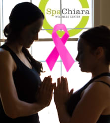 """SpaChiara in Mount Kisco is hosting a special """"Meditation in Pink"""" session for Breast Cancer Awareness Month."""