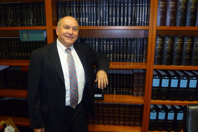 Bruce Yablon supports Chris Burdick for Town Supervisor