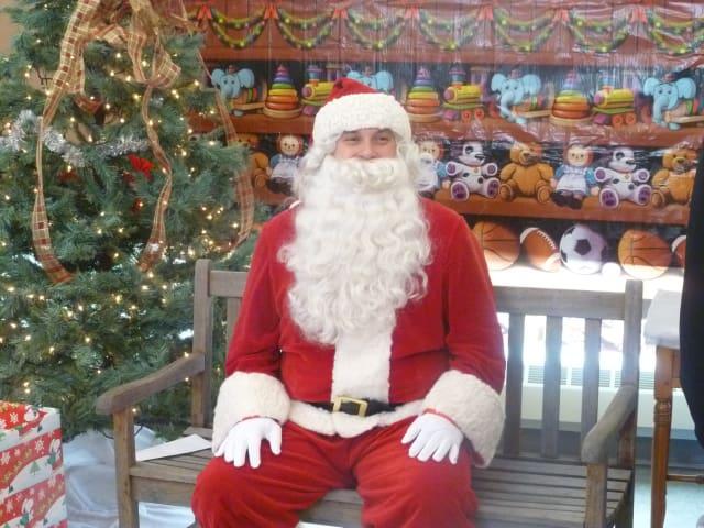 Nov. 6 marks the return of Santa Claus to the Danbury Fair Mall.