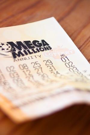 The Mega Millions jackpot is up to $400 million.