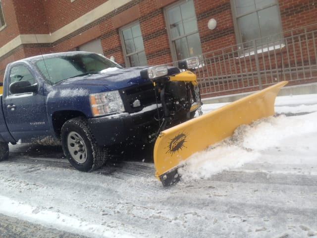 The City of Danbury will be under a level 1 snow emergency beginning Saturday at 3 p.m.