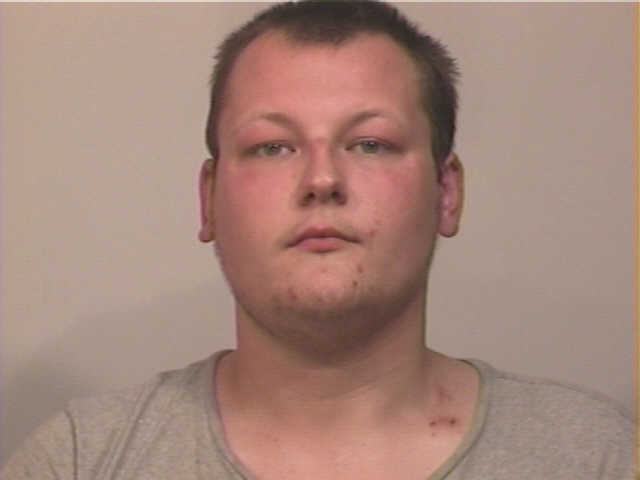 Fairfield resident Robert Smith, 22, was charged Friday in 16 robberies after Hurricane Sandy.