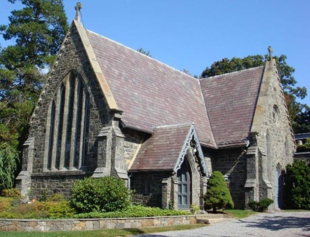 St. Mary's Episcopal Church will celebrate its 175th anniversary on Sunday, Jan. 12, at the Briarcliff Manor Public Library.