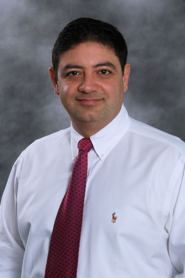 Dr. Victor Khabie, chief of surgery at Northern Westchester Hospital