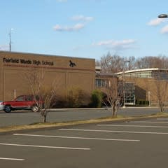 Fairfield Warde High School will be the scene of a discussion about security in all the town's schools.