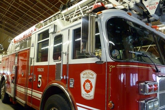 The Wilton Fire Department is advising residents to take precautions as the temperature drops outside.