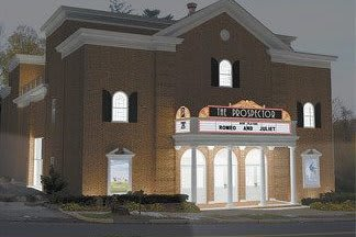 The Prospector Theater in Ridgefield is holding a Brick Raiser Campaign in advance of its opening this summer.