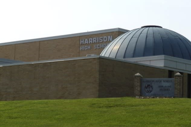 Harrison High School's winter concert has been moved to Thursday, Jan. 9 due to weather.