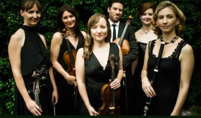 The Australian Haydn Quartet is set to perform on Sunday, Jan. 19 at the Wilton Library.