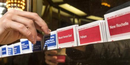 New Metro-North timetables for all lines take effect on Saturday, Jan. 18.