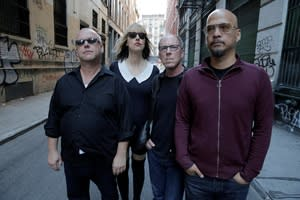 The Pixies will perform on Sunday at The Capitol.