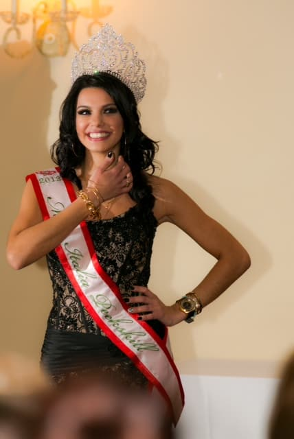 Miss Italia Peekskill Nadia Manginelli will compete in the Miss New York USA Pageant this weekend.