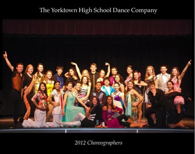 The Yorktown High School Dance Company returns for its annual shows.